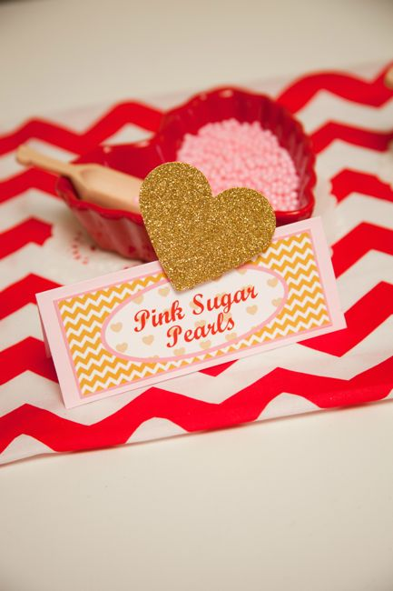 cookies and milk valentine party ideas