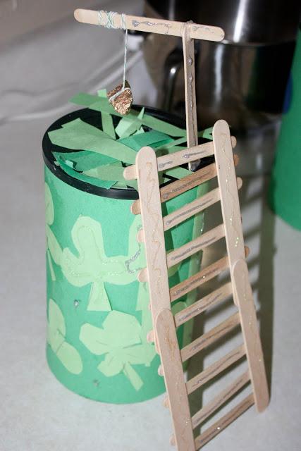 leprachaun trap
