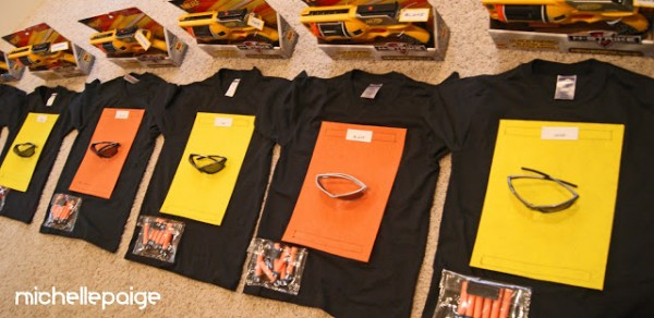 nerf party gear