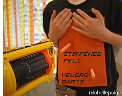 Nerf party shirt