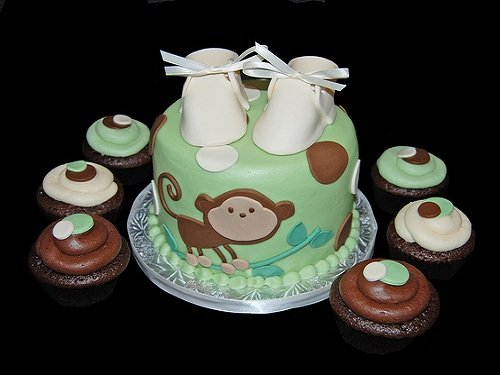 baby-shower-monkey-theme