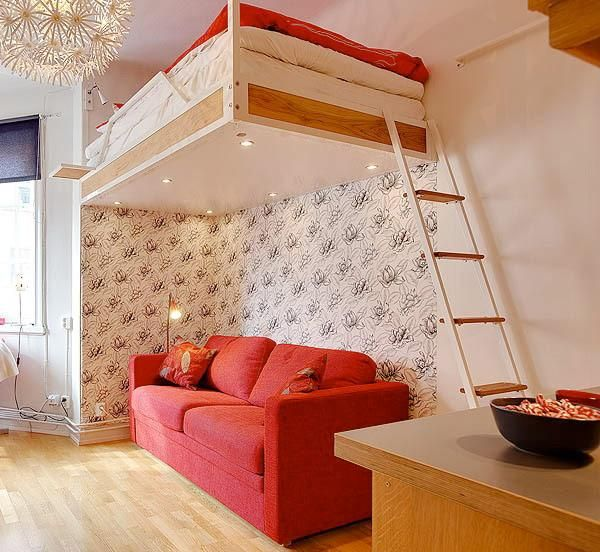 Hanging Beds In Kids Rooms Design Dazzle