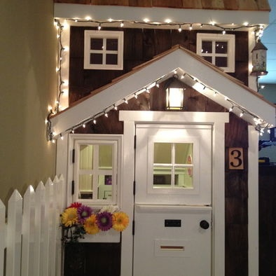 Perfect Indoor Playhouse 11