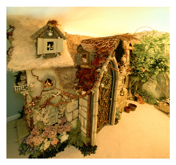 Kids Magical Indoor Playhouses - Design Dazzle