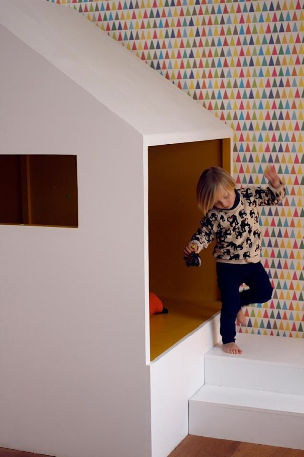 Kids Magical Indoor Playhouses Design Dazzle