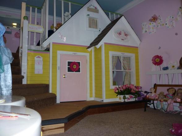 Indoor Playhouse 5