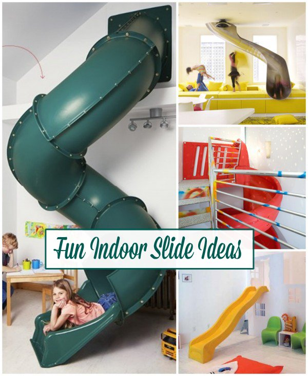 Beautiful Fun Indoor Slides   Ideas For Your Home! Design Dazzle