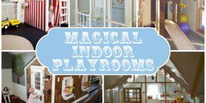 Magical indoor playrooms