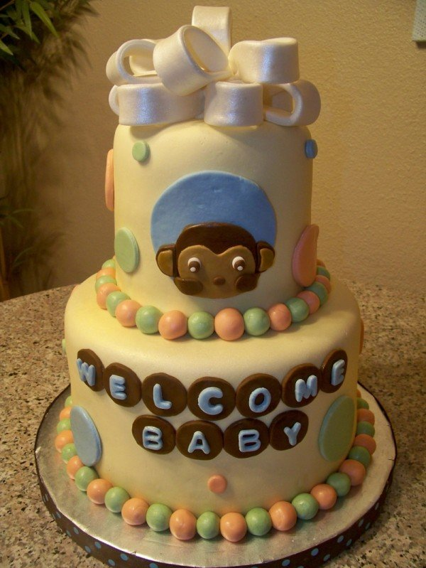 monkey-baby-shower-cakes-preparing-for-your-baby-baby-shower-cakes-27412