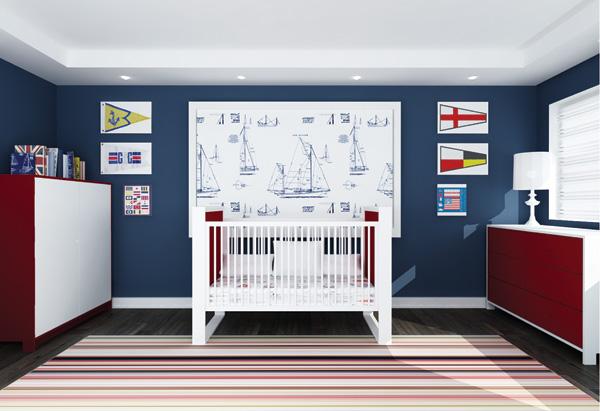 ... Nautical Bedroom Decor Kids