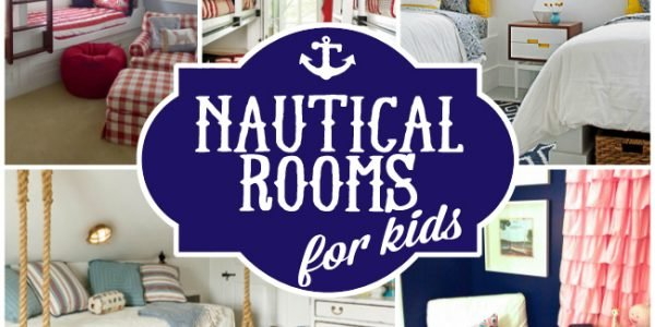 nautical rooms for kids