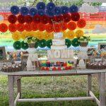 Noah's Ark 1st Birthday Party