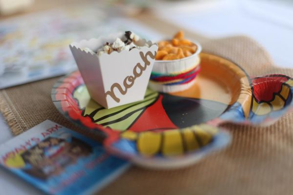 noahs ark birthday party
