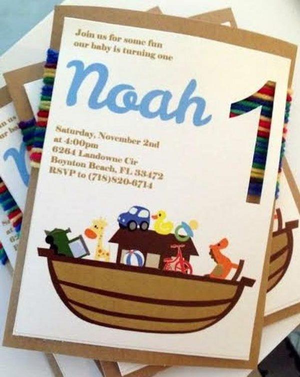 noahs party