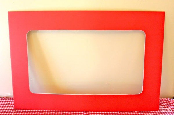 Etch A Sketch Toy Story Photo Booth Prop - Design Dazzle