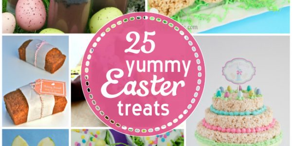 25 yummy easter treats