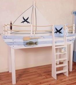 25 amazing boat rooms for kids design dazzle. Black Bedroom Furniture Sets. Home Design Ideas