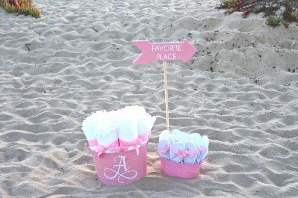 beach party gear