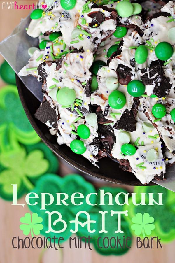 Leprechaun Bait - St. Patrick's Day treat
