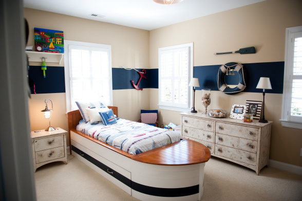 25 Amazing Boat Rooms For Kids - Design Dazzle