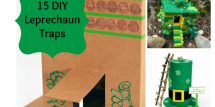 Catch a Leprechaun trap - Design Dazzle
