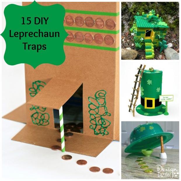 Makey Your Own: Catch a Leprechaun Trap - Design Dazzle