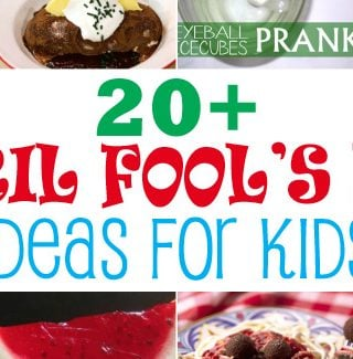 April Fools Day Ideas for Kids