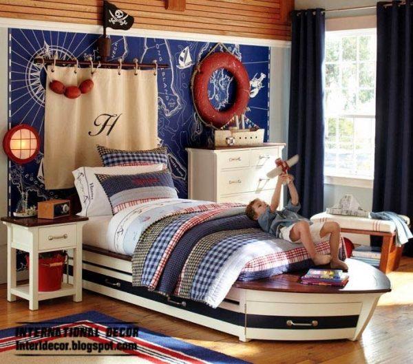 25 Amazing Boat Rooms For Kids Design Dazzle