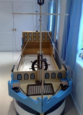 25 Amazing Boat Rooms For Kids Design Dazzle