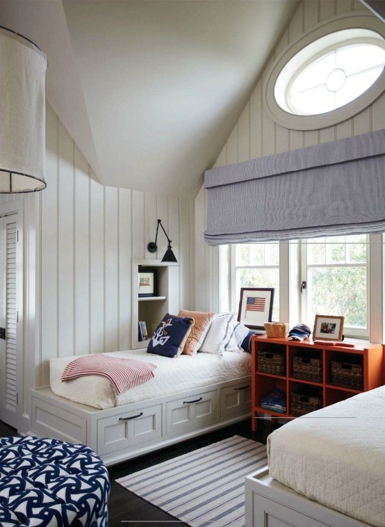 25 Fabulous Nautical Rooms For Kids  Design Dazzle