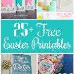Fabulous Free Easter Printables