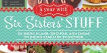 Six Sisters Cookbook - Design Dazzle