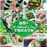 25+ Yummy St. Patrick's Day Treats