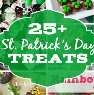 25+ Yummy St. Patrick's Day Treats