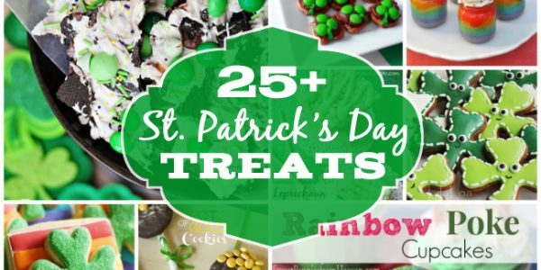 st patrick's day treats web