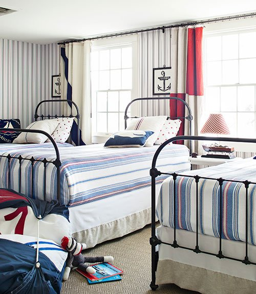 Nautical Style Teen And Bedrooms: 25 Fabulous Nautical Rooms For Kids