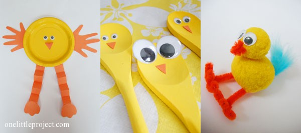 30 Fun Easter Crafts For Kids Design Dazzle