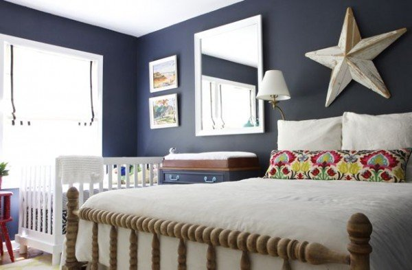 Navy Baby Room Design Dazzle