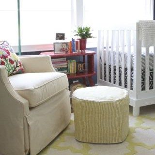 Navy Baby Room
