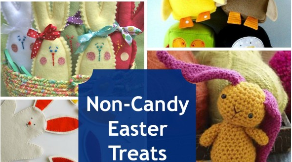 Non-Candy Easter Treats - Design Dazzle