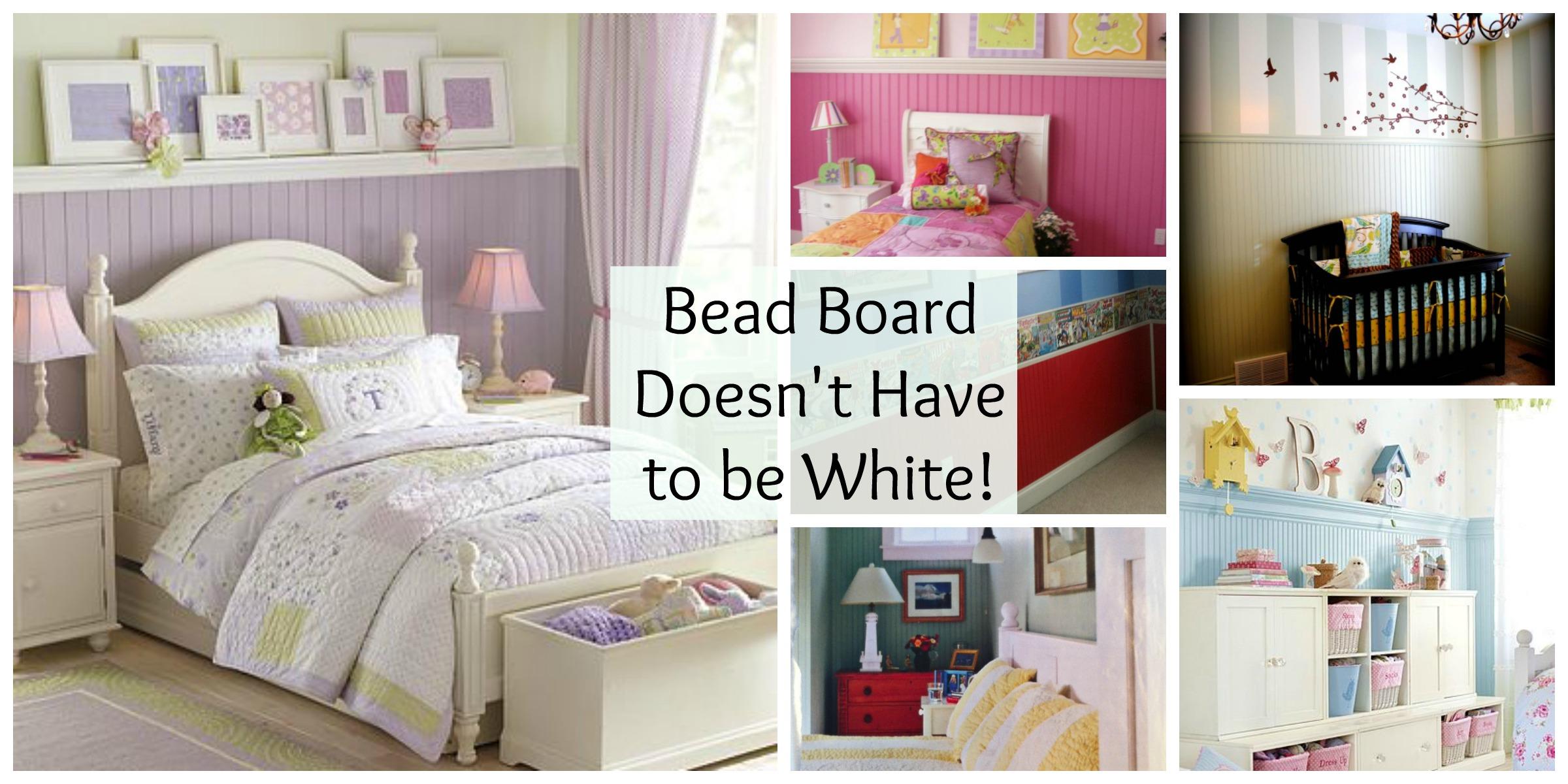 Creative Bead Board Use In Kids Rooms