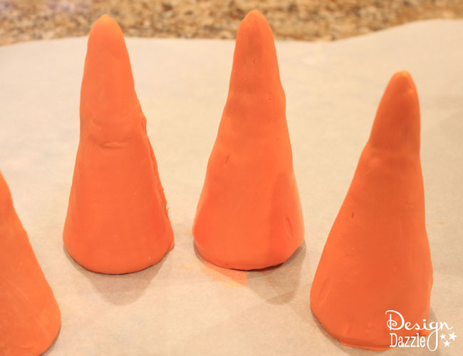 No Bake Easter Carrots with Surprise inside -- Design Dazzle