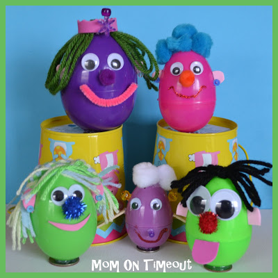 30 Fun Easter Crafts For Kids