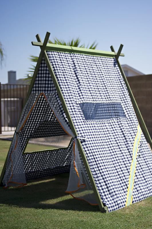 Outdoor Tents for Kids - Design Dazzle