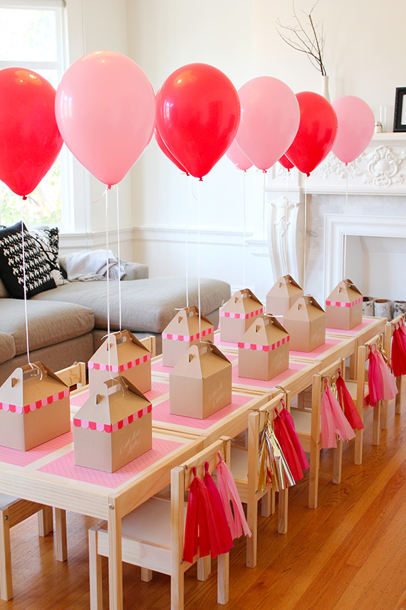 Craft Ideas For Kids Party Part - 19: Birthday Craft Ideas For Kids Part - 42: Creative Ways To Use Balloons For  Kids