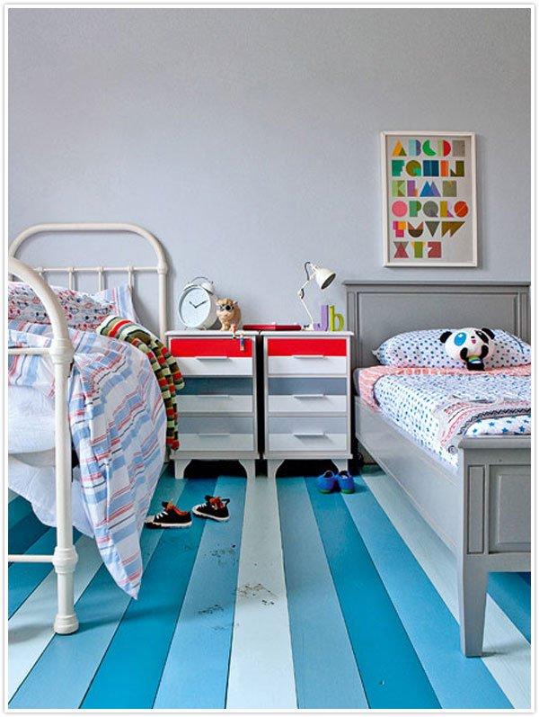 15 Fun Flooring Ideas for Kids Rooms (Playroom, Bedroom, etc)