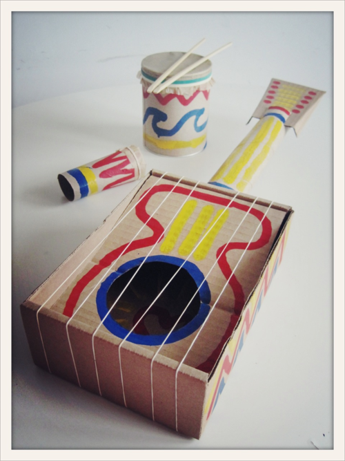 Cool Homemade Musical Instruments