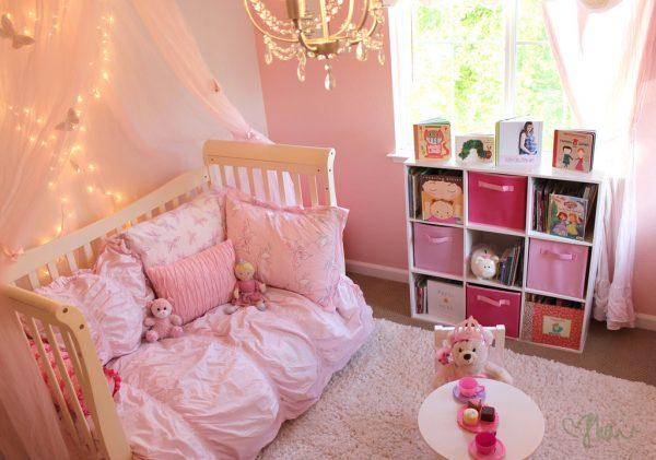10 Girls Toddler Rooms