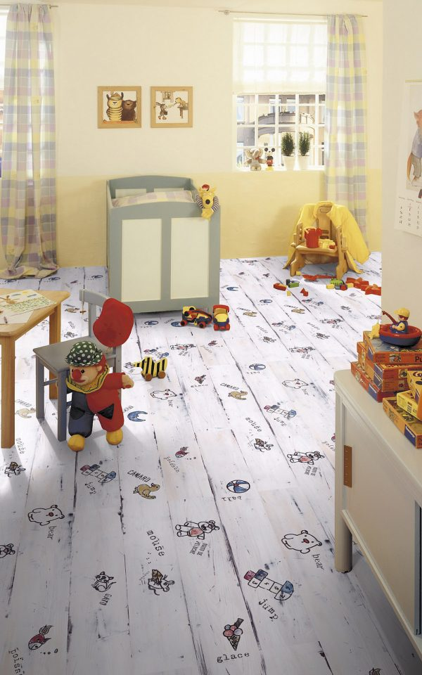 15 fun floor ideas for kids rooms design dazzle. Black Bedroom Furniture Sets. Home Design Ideas