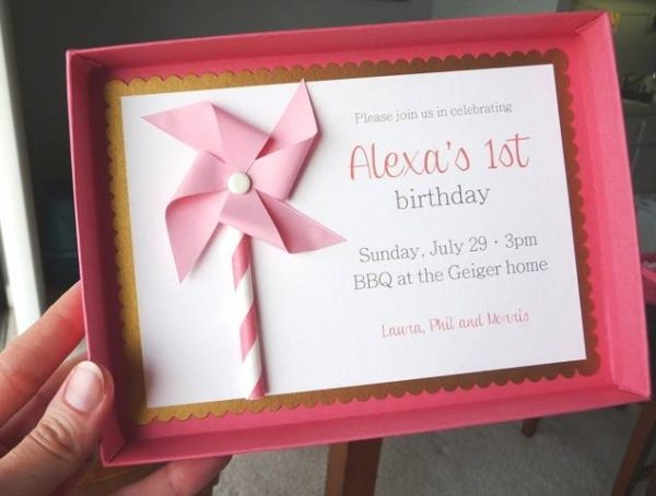 10+ Creative DIY Kids Birthday Party Invitations - Design ...